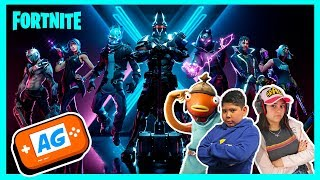 FORTNITE SEASON X SKINS OF THE SEASON 10 BATTLE PASS
