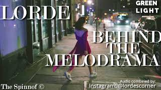 Lorde: Behind the Melodrama. Explaining every track.