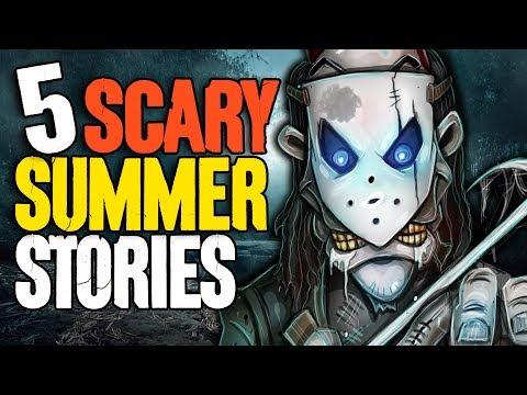 5 TRUE Summer Break Horror Stories!