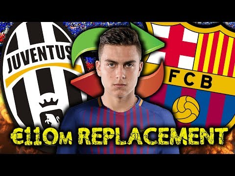 Is Paulo Dybala A Good Replacement For Neymar?! | Transfer Review