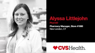 Alyssa Littlejohn, Pharmacy Manager- 2018 Paragon Award Recipient