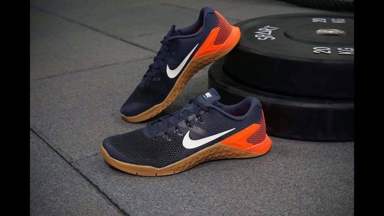 Nike Metcon 4 Thunder Blue Black Hyper