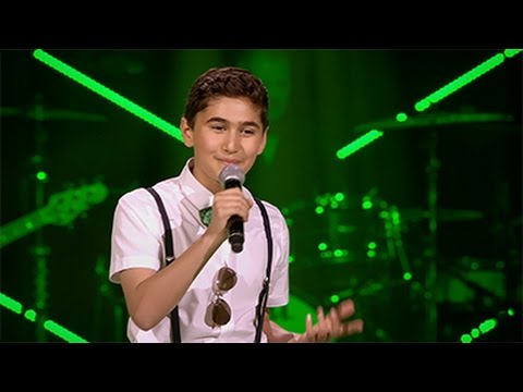 Arman, Nina & Jonathan - 'Galway Girl' | Battles | The Voice Kids | VTM