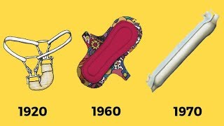 How Women Have Lived With Their Periods Since 1900