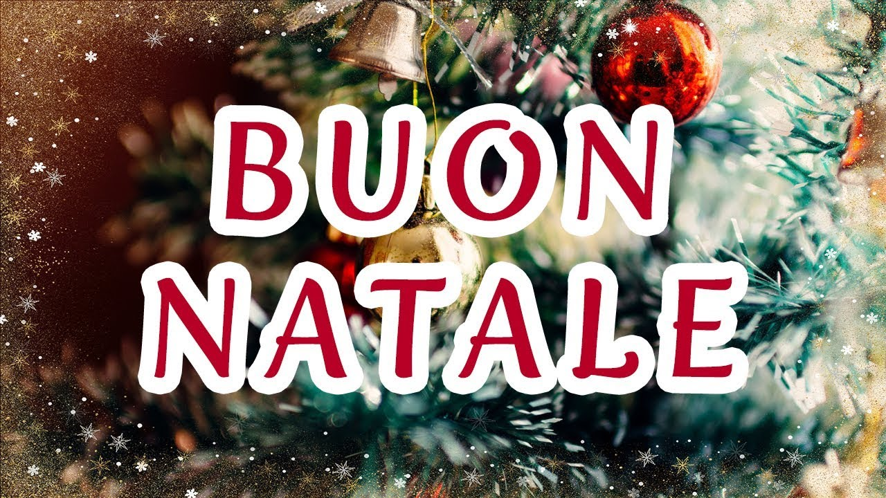 Auguri Di Buon Natale 2020 Video.Video Youtube Tanti Auguri Buone Feste Da Inviare A Natale 2019