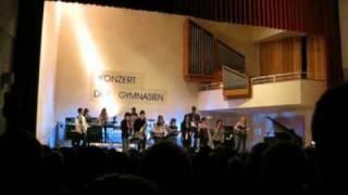Konzert der Gymnasien 2011: Combo und Band vom GaM