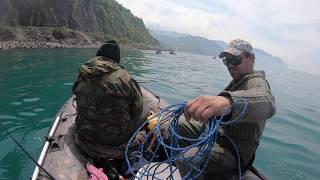 Рыбалка на Черном море на Самодур