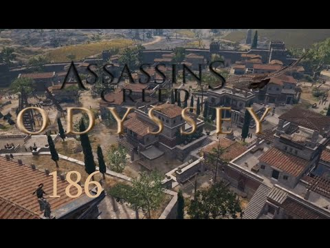 "Let's Play ""Assassin's Creed Odyssey"" - 186 - Großstadt Theben [German / Deutsch]"