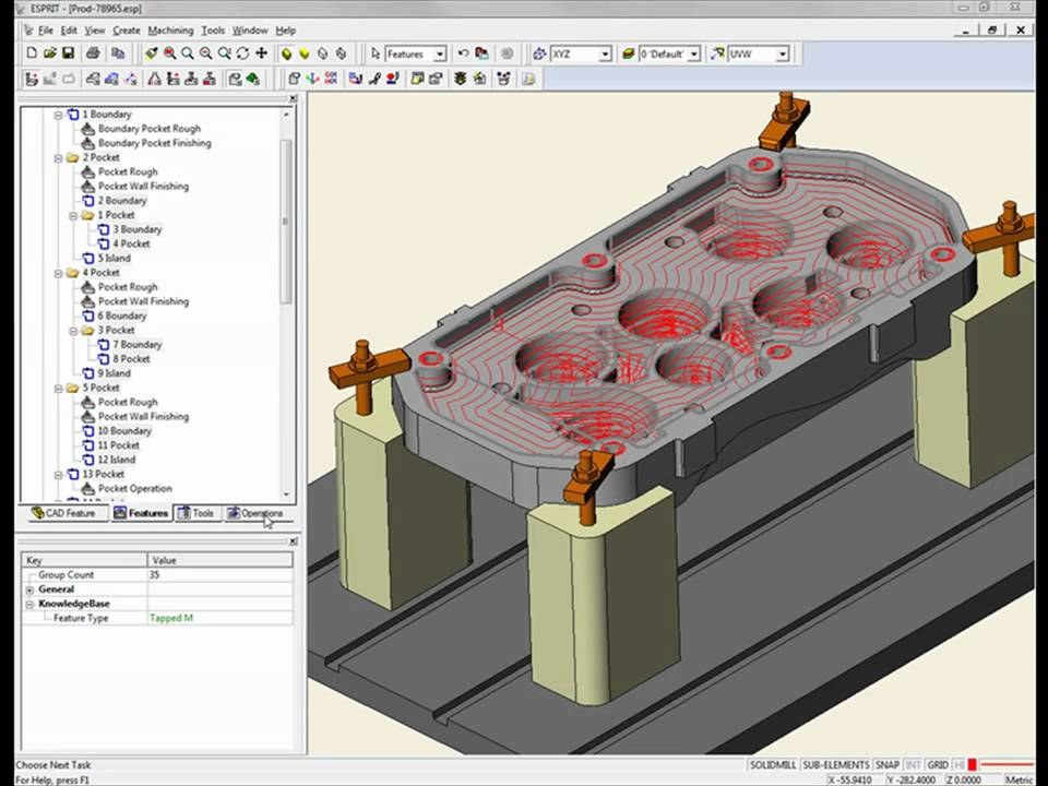 kostengünstig genießen Sie besten Preis billiger ESPRIT by DP Technology - SolidWorks