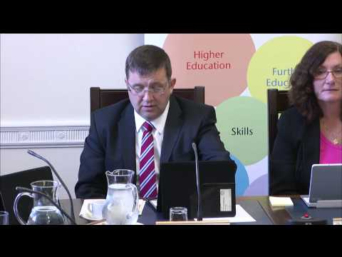 Employment and Learning Committee Meeting 13 May 2015