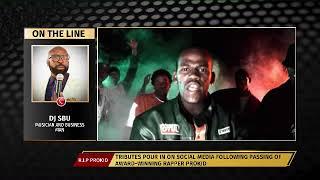 DJ Sbu pays his tribute to Linda 'ProKid' Mkhize