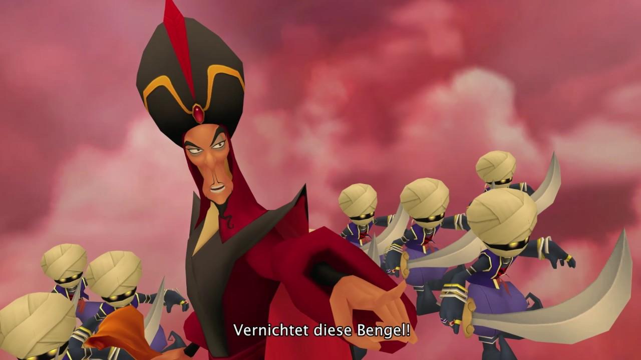 """KINGDOM HEARTS HD 1.5 + 2.5 ReMIX — Trailer """"Bekämpfe die Dunkelheit"""""""""""