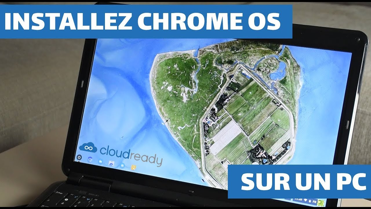 installer chrome os sur pc