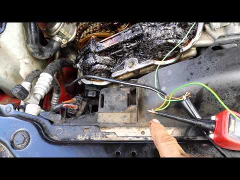 Bmw e46 vanos air test