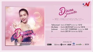 Cover images Diana Jeanette - Eta Terangkanlah (Official Audio)