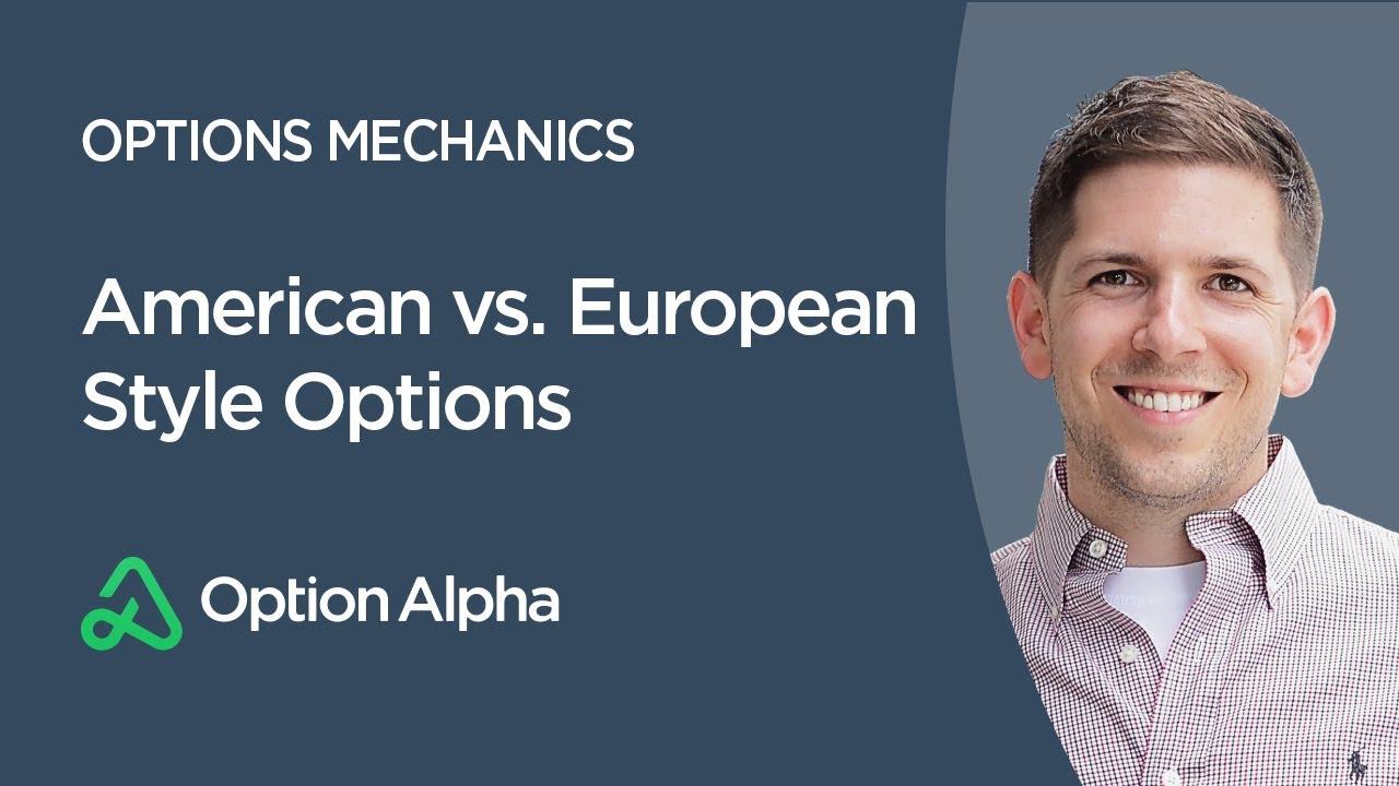 Fx options european or american