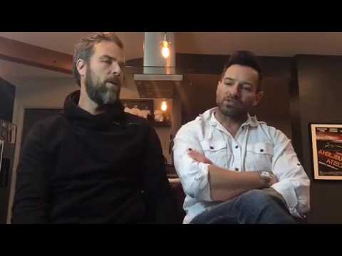 JR Bourne and Ian Bohen Facebook Q&A  20170118