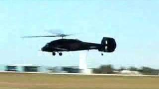 Piasecki X-49A Speedhawk flight tests