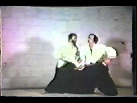 Dan Zan Ryu JuJutsu Professor Pat Browne Pt  2