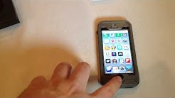 Incipio ATLAS Waterproof Ultra-Rugged Case For iPhone 5 Review