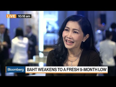 Kasikornbank President on Thai Baht, Trade War, Growth Strategy