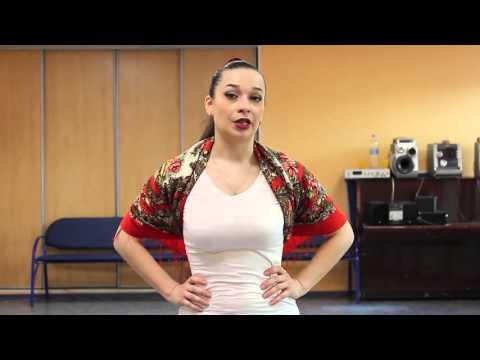 Русские народные танцы обучение — видео онлайн