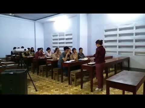 """TKCN bài 9 :""""ĐỪNG SỢ HÃI"""" GX Tâm An - GP Xuân Lộc 22/11/2017"""