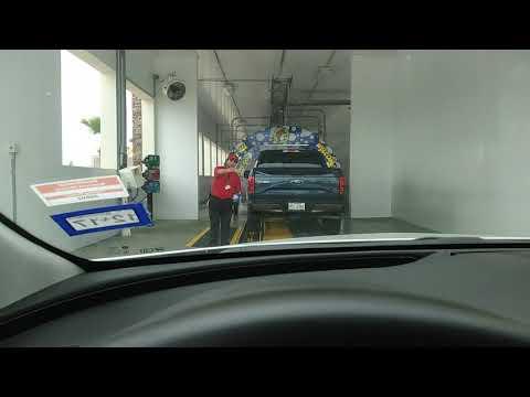 Biggest Car Wash in America