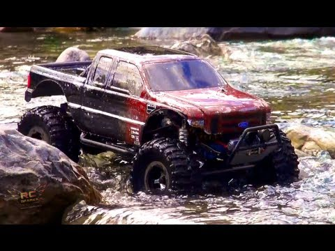 Rc Adventures Ttc 2012 Training Ford F250 4x4 Truck