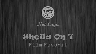 Not Pianika Sheila On 7 - Film Favorit   Perfect Piano   LOS#
