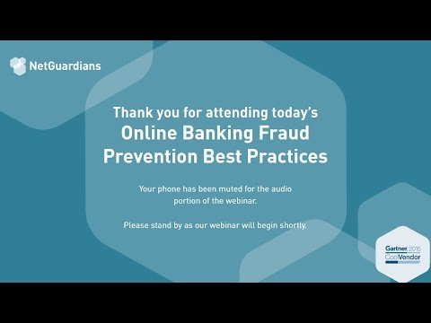 Webinar: Online Banking Fraud Prevention Best Practices