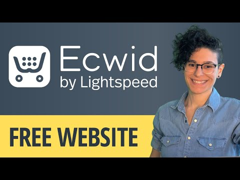 Ecwid's Free Website Builder Update [Includes Hosting & Domain!]