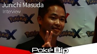 Pokébip interview Junichi Masuda