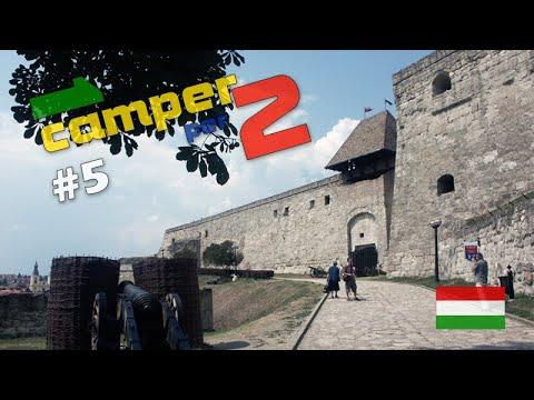 Ungheria: Budapest, Godollo, Eger   Un camper per due #5