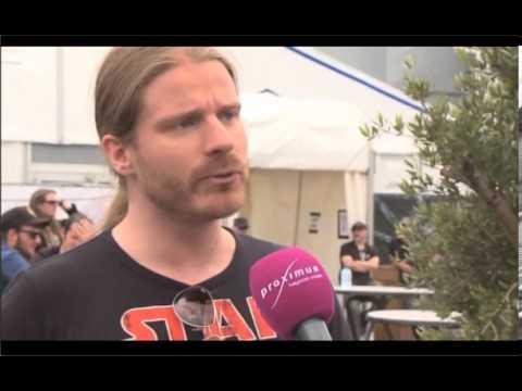 Interview Epica Graspop 2013