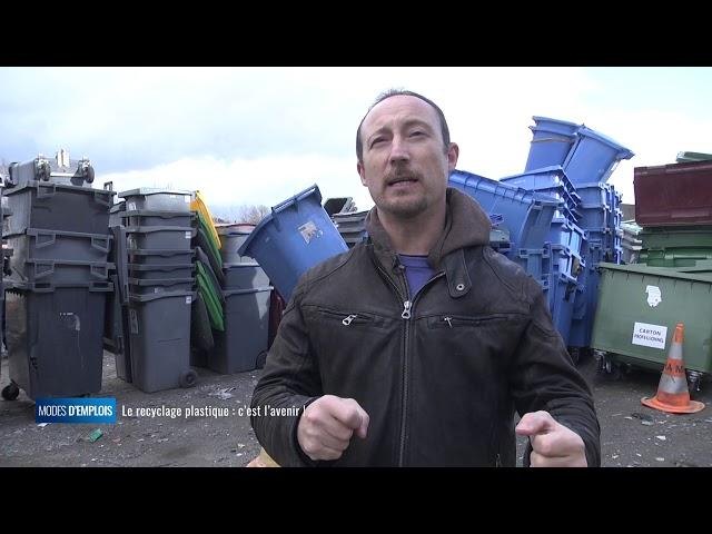 Le recyclage du platisque, c'est l'avenir ! - Modes d'emplois