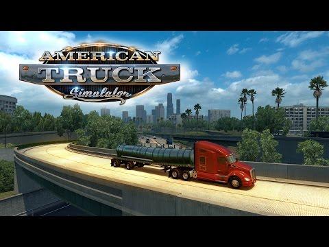 American Truck Simulator Launch Trailer