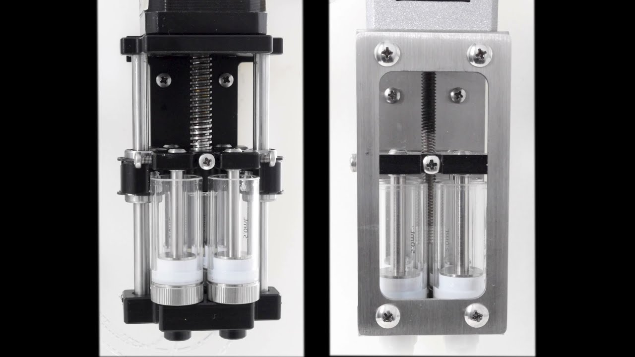 New SPE-03 Pump for Large Volume Extractions