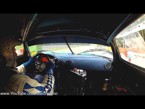 Maserati MC12 GT1 Onboard HUGE Sounds!