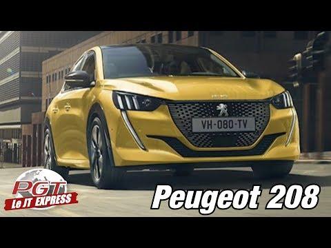 Nouvelle Peugeot 208 2019 : Les Premières Images sont là ! - PJT Express