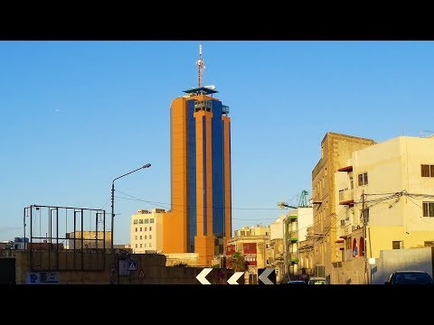 Portomaso Business Tower, tallest building in Malta