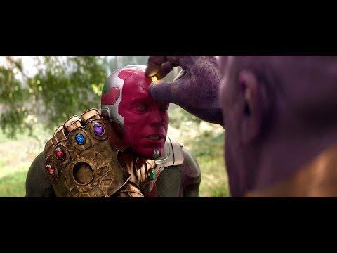 Смерть Вижена\\Появление Таноса на Земле\\Мстители: Война бесконечности  2/2