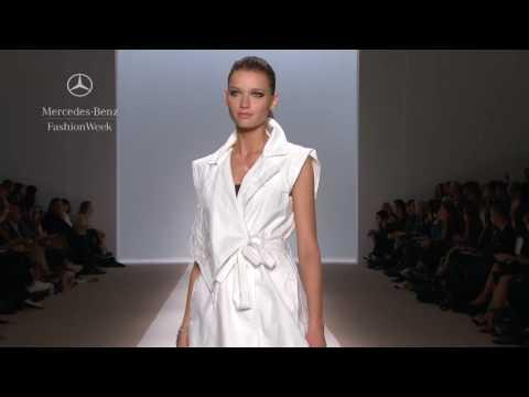 Yigal Azrouel Spring 2010 runway show, Mercedes-Benz Fashion Week