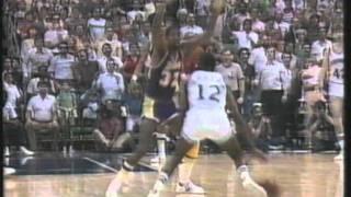 Awesome Endings NBA - Larry Wright, Derek Harper e l