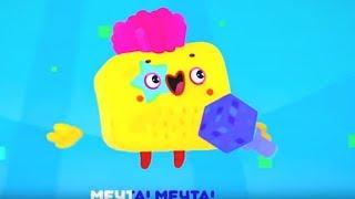 """Четверо в кубе - Караоке - Мечтай! - песня из 11 серии """"Пой, Желтый!"""""""
