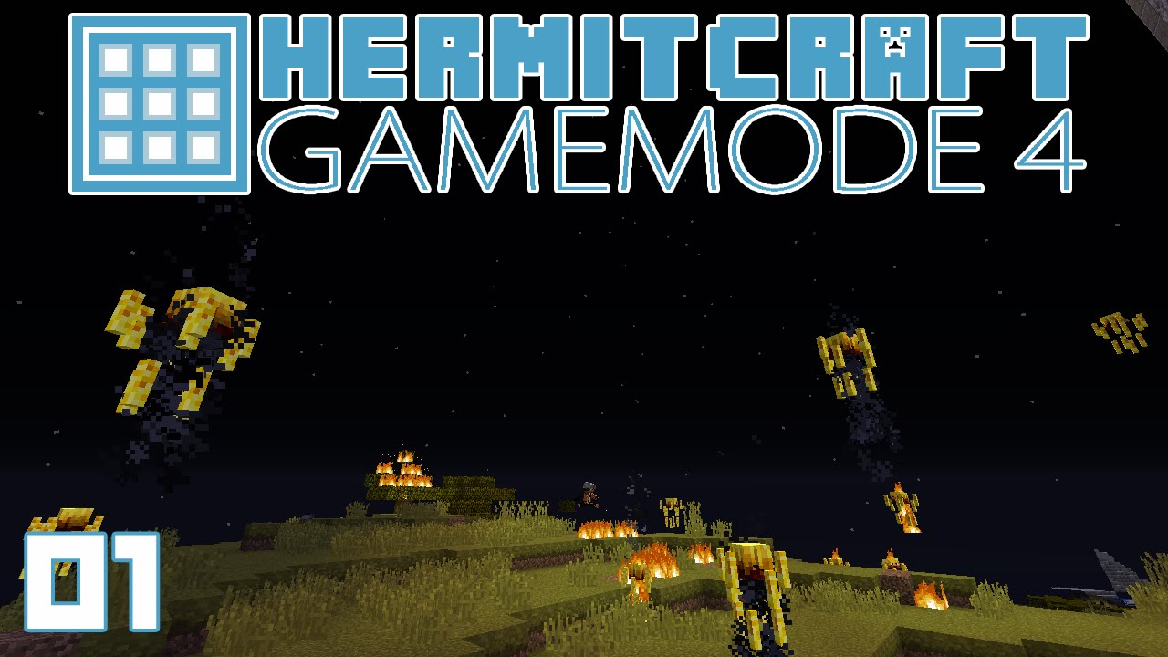 how to become a hermit minecraft hermitcraft
