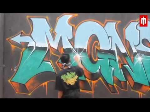 Video Graffiti Graffity Mgnsm Magnesium Fvcktory X Damndemon Boomber Street Art Graff Pride Youtube