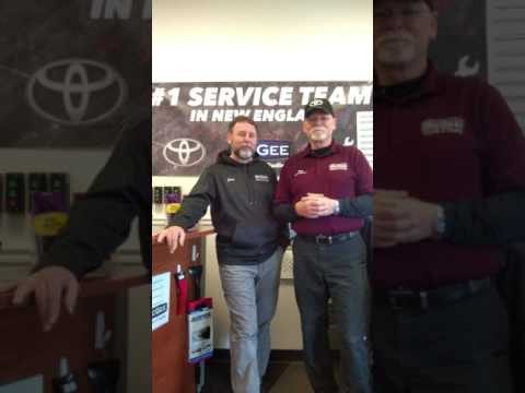 Meet the Staff with Service Manager Sean Foley