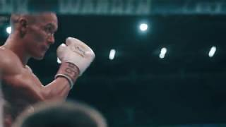 JOSH WARRINGTON - FIGHTING FOR A CITY,  CLIP FROM THE NEW FILM