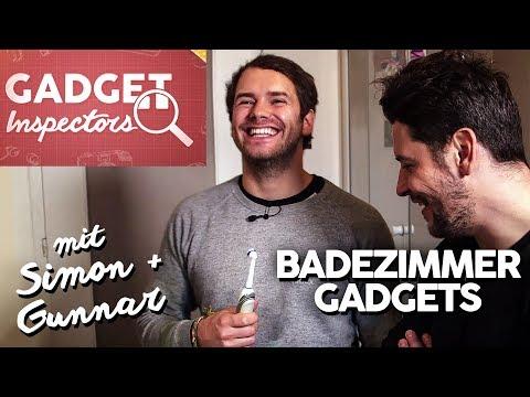 Gadget Inspector | Badezimmer Gadgets: Mues-Tec Smart Mirror, Philips Smart Shaver, Oral-B Genius